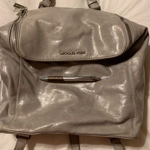 Michael Kors backpack/purse